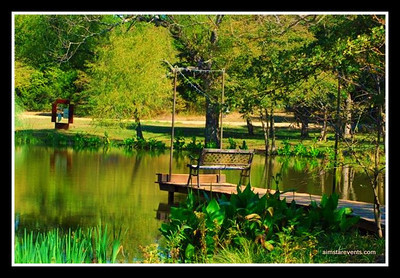 Mc Donald Pond...the perfect place to sit...relax...and absorb the wonders of nature.