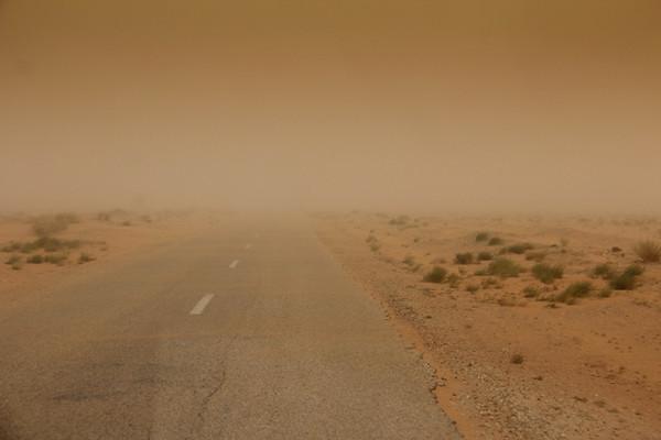 woestijnstorm 1