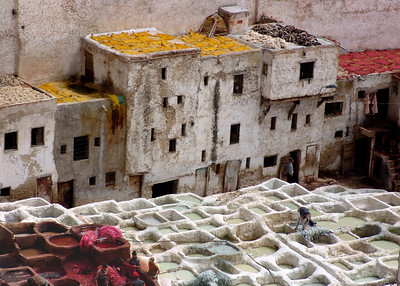 THE TANNERY - FEZ