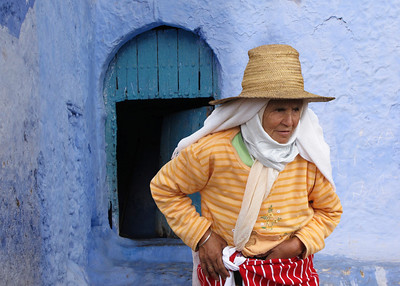 CHEFCHAOUEN - MOROCCO