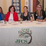 Johanna Wint, Laura Sullivan, Kathryn Fetter, Edie Mahaffey and Kim Toebbe.