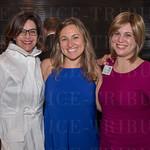 Maxine Rouben, Summer Auerbach and Lisa Sobel-Berlow.