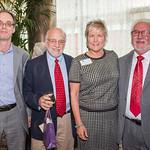 John Koehlinger, Terry Singer, Cathe Dykstra and Edgardo N. Mensilla.