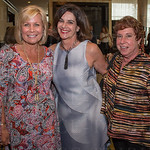 Stacy Funk, Maxine Rouben and Janet Meyer.