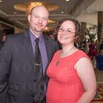 Thomas and Melissa Olges.