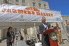 CITY HALL FARMERS MARKET KICK OFF