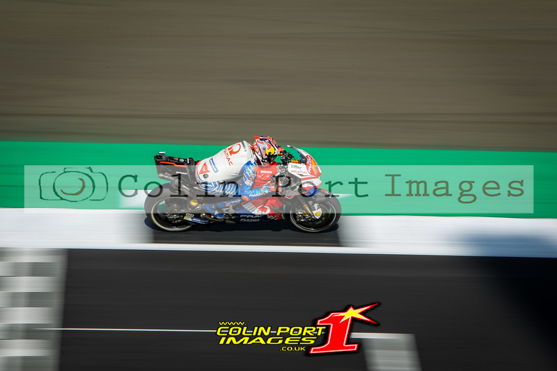 Moto GP Silverstone 2019