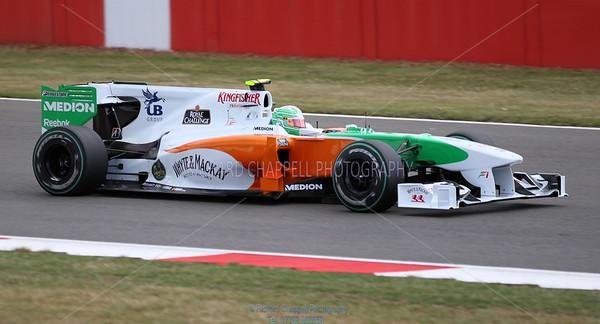 Silverstone F1 2010 SILVERSTONE F1 2010