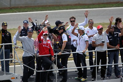 SILVERSTONE F1 2010
