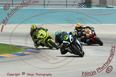 2019-05-18 - FMRRA Homestead - Mix of Riders