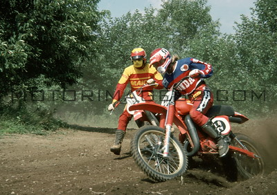 500CC NATIONAL 1977