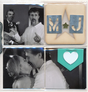 Mini album from the November 2013 Schilling wedding in Reno, NV.