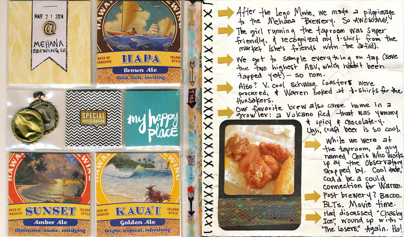 Trip journal from a 2-month stint living in Hilo, Hawaii.