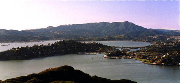 FROM ANGEL ISLAND
