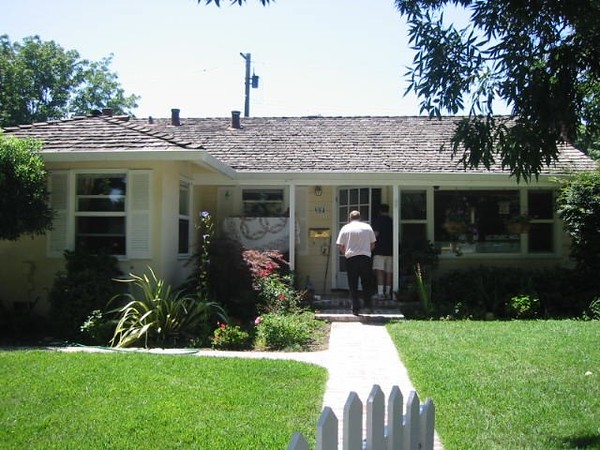 Bill Monahan's home in Santa Clara County
