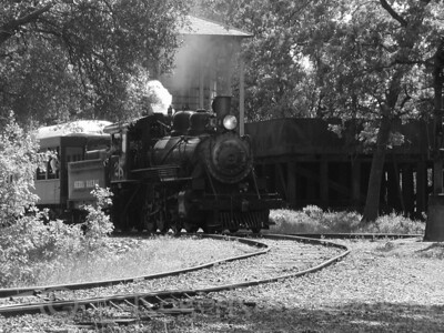 Sierra Railway Rail Town   Are you looking for more Black and White images? Look HERE for all Black and White work.