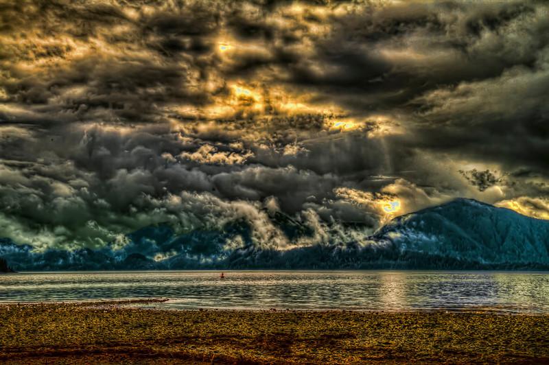 Clouds 8-24-11