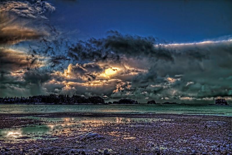 Clouds 1-13-12
