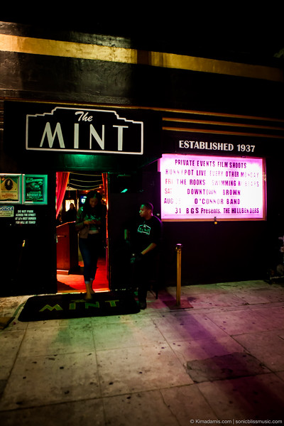The Mint, established 1937, Los Angeles, CA