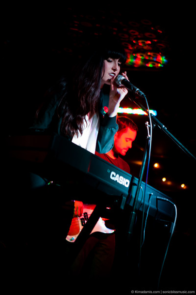 Lauren Roze @ The Mint, Los Angeles, CA