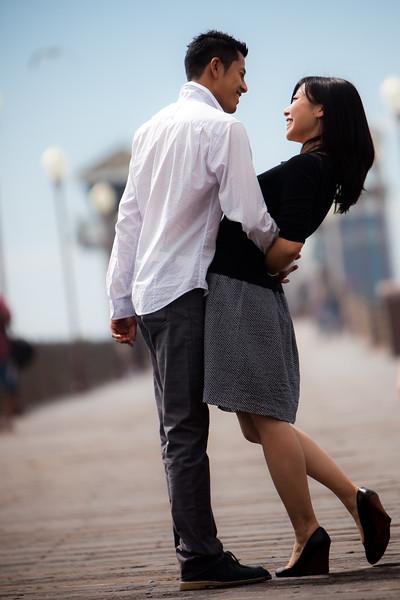 Mimi & Yusuke Engagement - by Tim