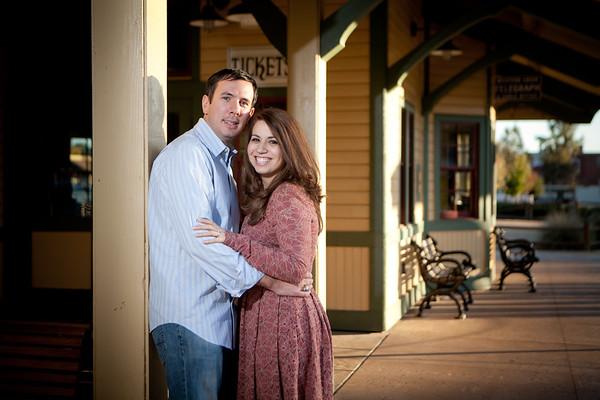 Melanie & Matt's Engagement - by Andrew