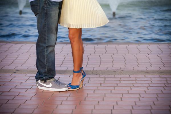Sarah & Eric Engagement - by Tim & Louise