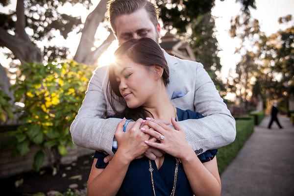 Jessica & Justin Engagement
