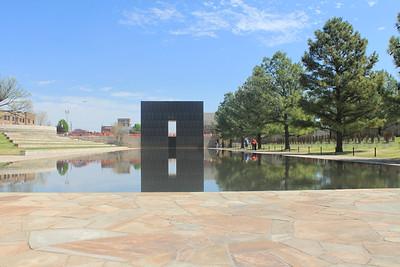 Oklahoma Bombing Memorial