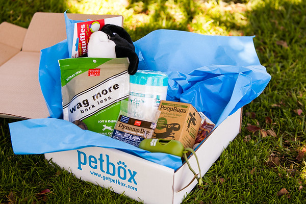 Petbox Product - by Tim & Louise