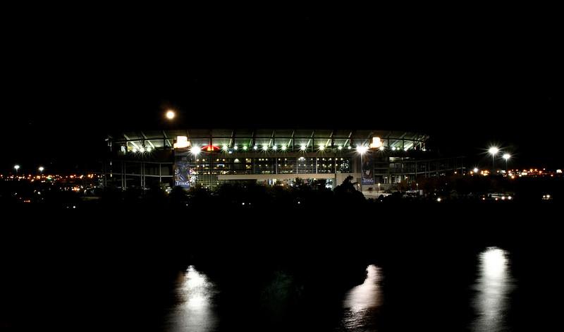 Titan's stadium Nashville
