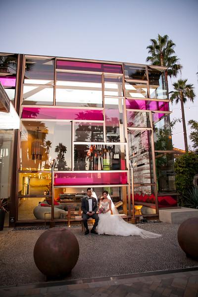 Jen & Trung Wedding - by Sierra