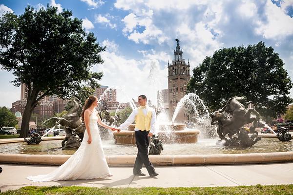 Teddi & Brian Wedding - by Sierra and Holly