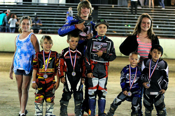 Inland Motorcycle Speedway 7/27/2012