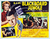 Blackboard Jungle 1955.
