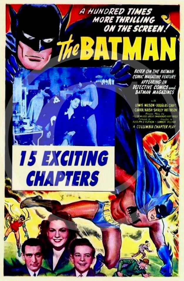 The Batman 1943.