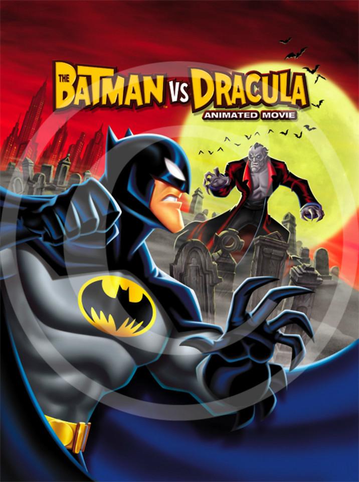 The Batman vs Dracula 2005.