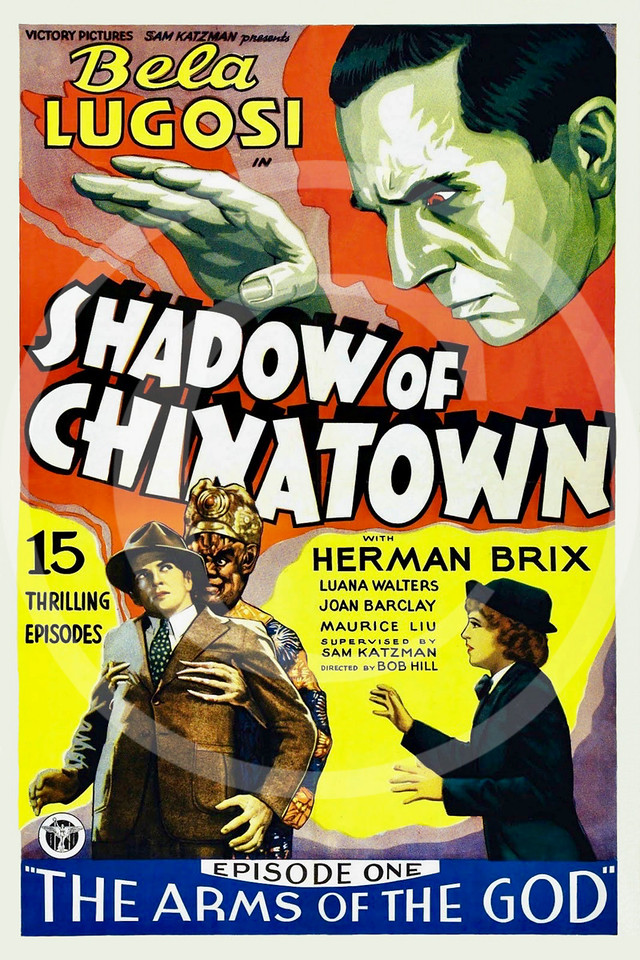 Shadow Of Chinatown 1936.