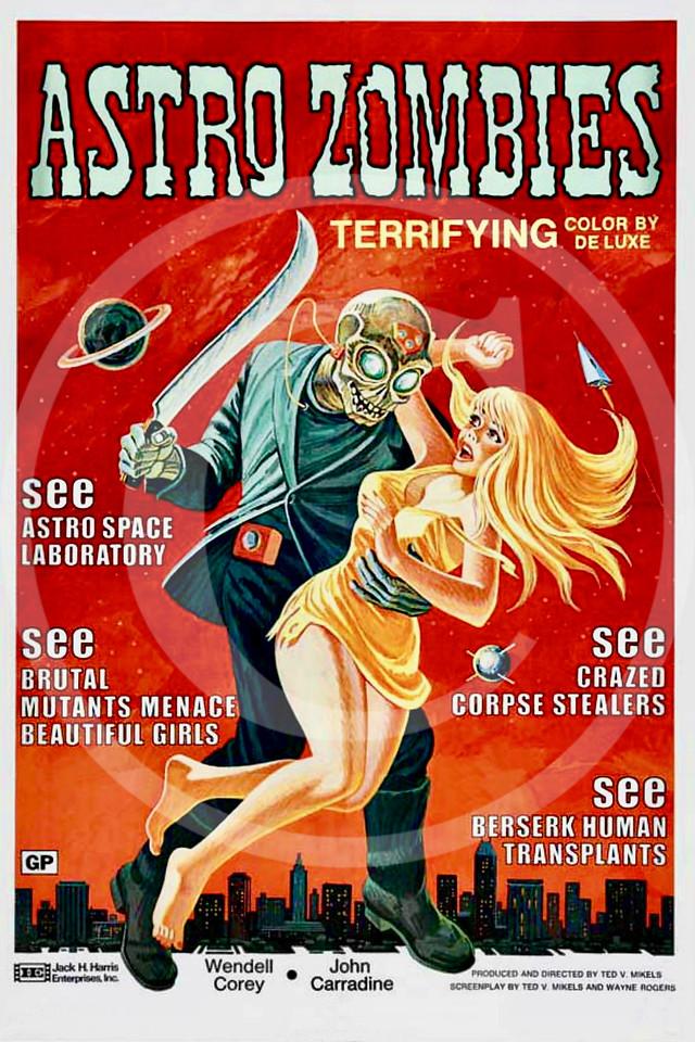 The Astro Zombies.