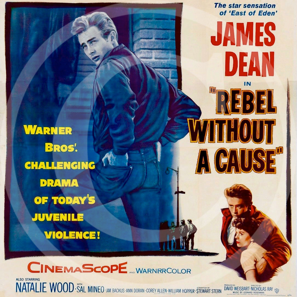 Rebel Without A Cause 1955.