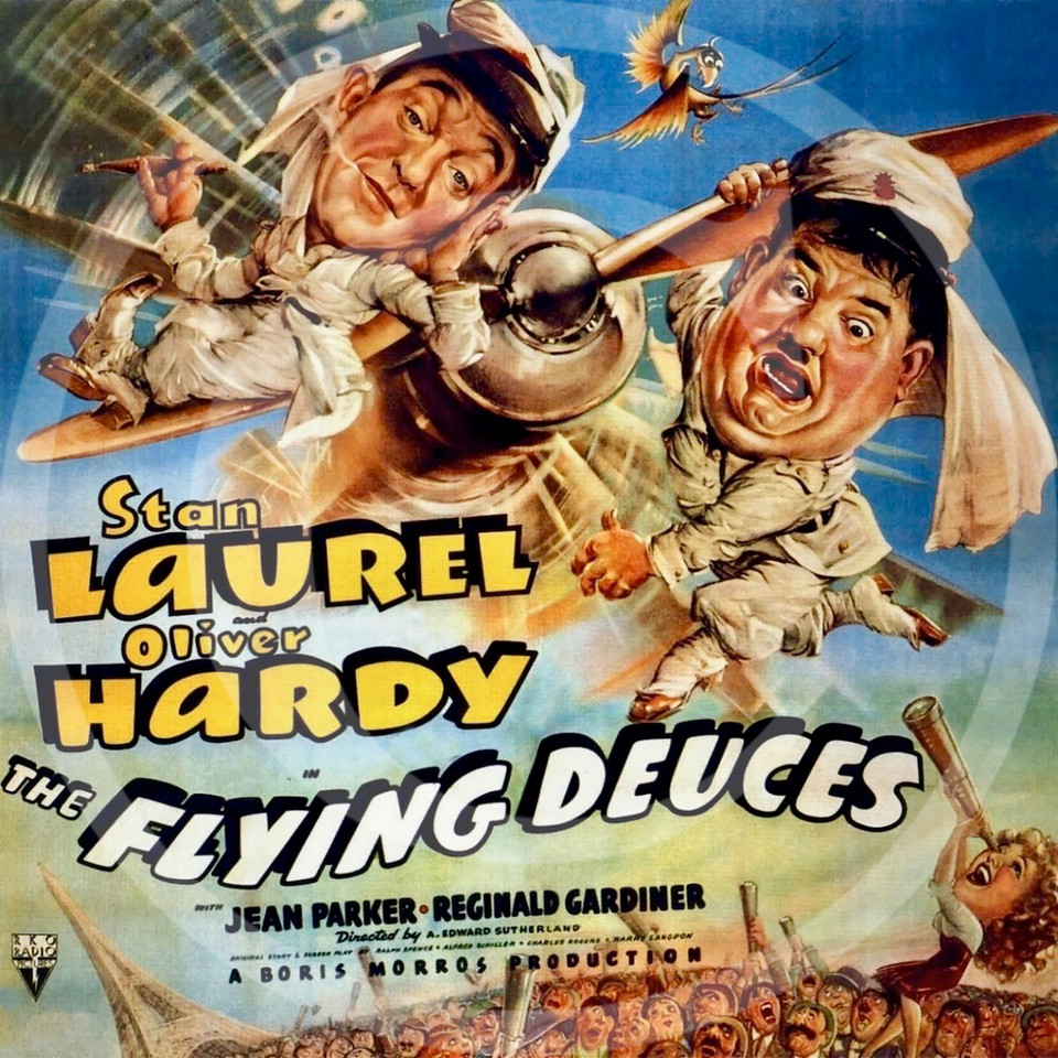 The Flying Deuces 1939.