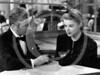 Ingrid Bergman and Claude Rains, Notorious 1946