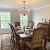 **  Dining Table - Chairs & Buffet for Sale