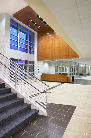 Citrus Learning & Conference Center<br /> Central Florida Community College Lecanto Campus<br /> 3800 S. Lecanto Hwy.<br /> Lecanto, FL 34461<br /> <br /> Photography by Mitchum Productions<br /> 352-861-6676<br /> 514 S. Magnolia Ave. Suite 102<br /> Ocala, Fl 34471<br /> <br /> Builder: ACA Construction<br /> Architect: HuntonBrady Architects