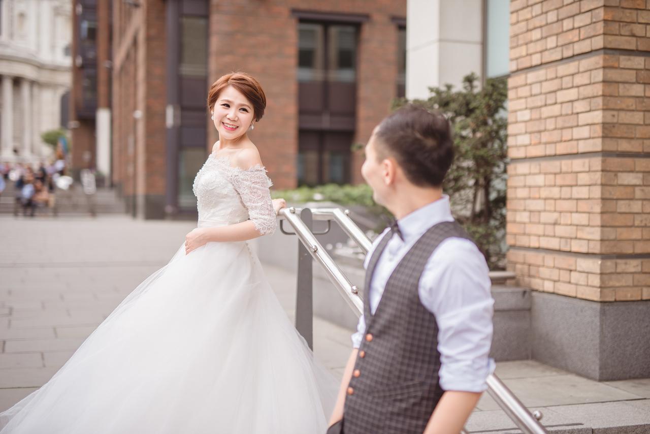 海外婚紗倫敦攝影師有fu攝影工作室