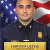 Harold Geisse plaque