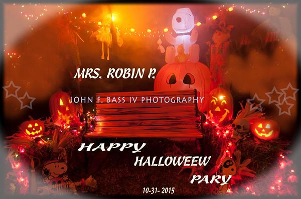 MRS.ROBIN P. HAPPY HALLOWER PARY