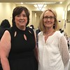 Beth Larocque of Lowell and Anne Gallagher of Chelmsford.