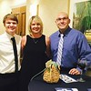 Speaker Tyler Higgins of the MRT Youth Company with his parents Valerie and Tim Higgins, all of Lowell.