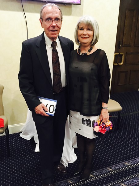 Jack Moynihan and Carolyn Walsh of Lowell.